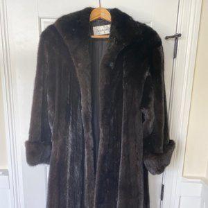 Jackets & Blazers - Full Length Mink Coat